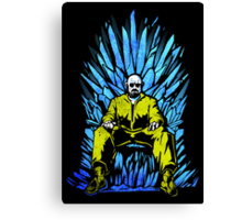 Game of Chemistry Canvas Print