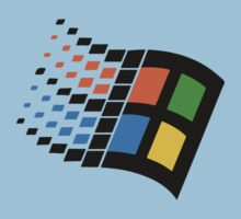 Classic Windows Logo by RWHTL