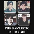 Fantastic Foursome  by -DeadStar-