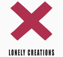 Pink Lonely Creations X by Jason Moncrise