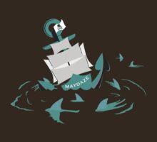 maydaze shark circle by asyrum