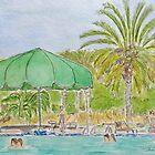 Hidden Cypress Pool, Sun City, HIlton Head SC by johnpbroderick