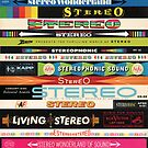 Stereo Stack Case by jivetime
