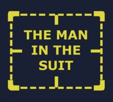 The Man in the Suit by REDROCKETDINER