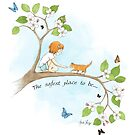 The safest place to be... by Amanda Francey