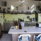 Love This 50's Kitchen by Rebecca Dru