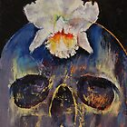 Voodoo Skull by Michael Creese