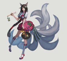 Ahri - League of Legends by Sasuune