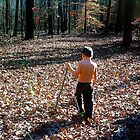 Boy in Nature by Christine Demaray-Brown