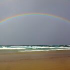 Rainbow Beach by Bami