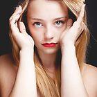 Leah - Portrait by Tony Wright