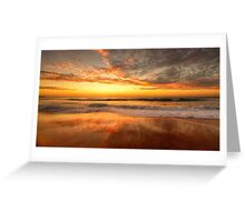 Welcome To My Morning - Palm Beach Sydney - The HDR Experience Greeting Card