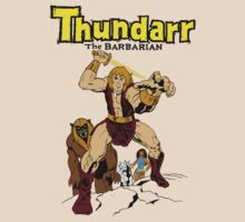 Thundarr the Barbarian by SwiftWind