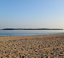 Caldey Island, Pembrokeshire. by Ruth Blazey