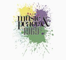 Music & Peace II - 1969 by Dream-life
