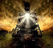 Iron Horse by Cliff Vestergaard