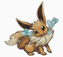 Eevee by Pokeplaza