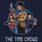 The Time Crowd by nikholmes