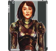 Mako Mori iPad Case/Skin