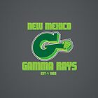 New Mexico GAMMA RAYS (iDevices) by thom2maro