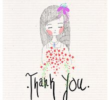 Thank you  by Ashura Hazareru