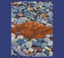COVE BAY - PEBBLES AND A ROCK T-Shirt