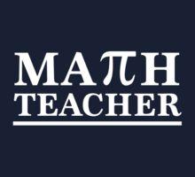 Math Teacher by trends