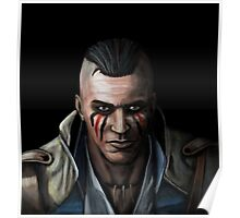 Assassins Creed 3 - Connor Kenway Poster