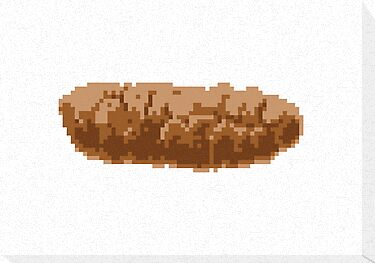 Pixel Poop by tinybiscuits