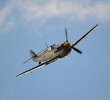 Hispano HA-1112-M1L Buchon by Nigel Bangert