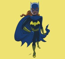 Batgirl by David Ayala
