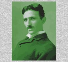 Nikola Tesla by Fan-Art-Int