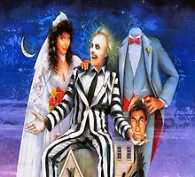 Beetlejuice by Joe Misrasi