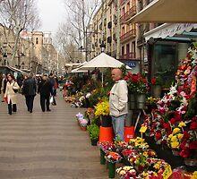 La Rambla....................Barcelona by Fara
