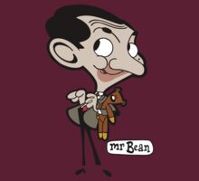 Mr Bean Cartoon by DungeonFighter