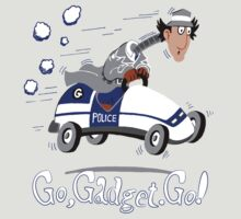 Go Gadget. Go! by SaltySteveD