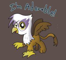 Adorable Gilda the Griffon by 041744