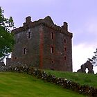 Balvaird Castle - Perthshire by Scotland2008