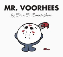 Mr. Voorhees by Demonigote