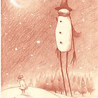 The Witch's Snowman. by Robert Dunn