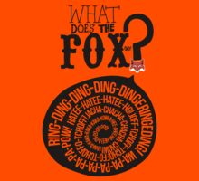What Does The Fox Say? by innercoma