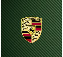 Porsche Green Carbon by Picshell80
