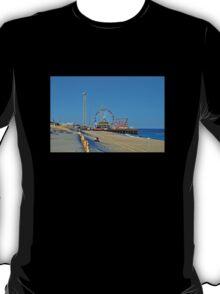 Summer Fun - Funtown Pier Seaside Heights NJ T-Shirt