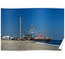 Funtown Pier - As It Was Poster