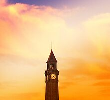 Universal Clock Tower by CapitalKnight