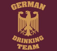 German Drinking Team by BrightDesign