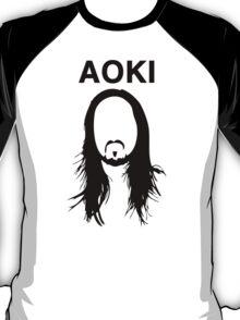 Steve Aoki (with text) T-Shirt