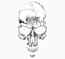 Nightmare Skull by American Artist