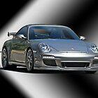 2011 Porsche 911 II by DaveKoontz