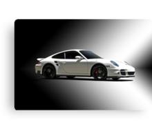 2013 Porsche 911 Turbo 991 Canvas Print